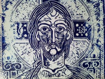 (Icon written by Eduardo Santana of Bolondron, Cuba.)